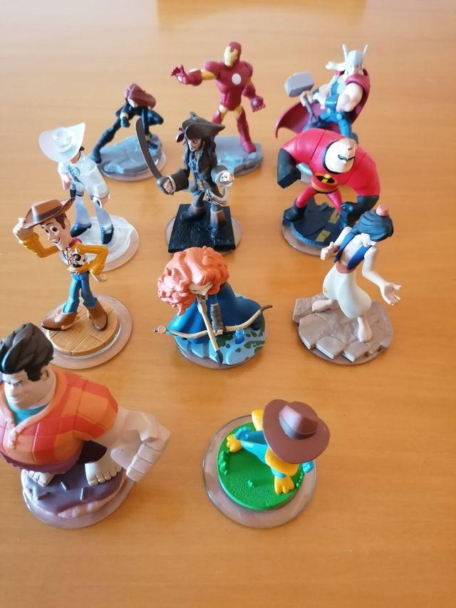 figuras Disney infinity