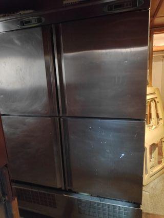 armario frigorífico infrico