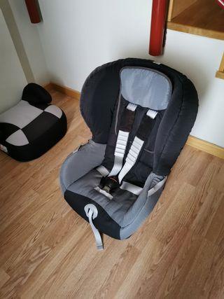 silla niños grupo 1 ROMER DUO 9-18 ISOFIX