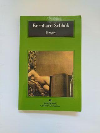 El lector. Bernard Schlink
