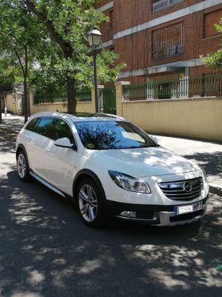 Opel Insignia Crossfour 4x4 automatico