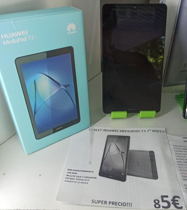 "infortelex.com Tablet Huawei MediaPad T3 7"""