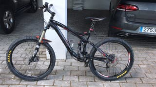 Bicicleta Specialized enduro FSR
