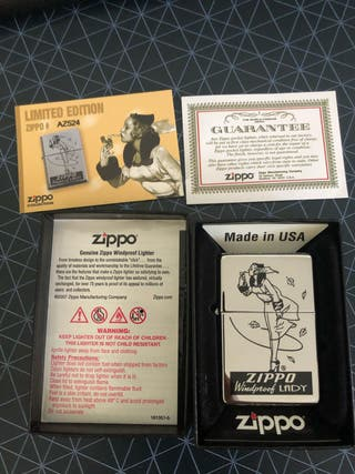Zippo lady limited Edition