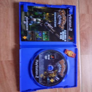 RACHET AND CLANK PS2