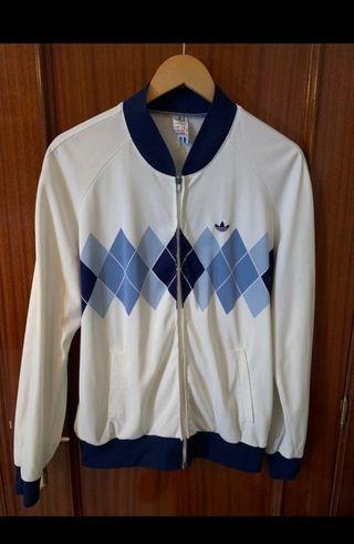 Cazadora Bomber Adidas Originals Hombre Vintage