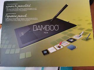 Tableta gráfica Bamboo Wacom