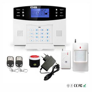Alarma GSM inalámbrica