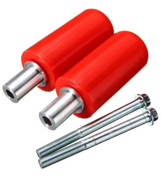 Topes antivuelco/anticaida universal rojo