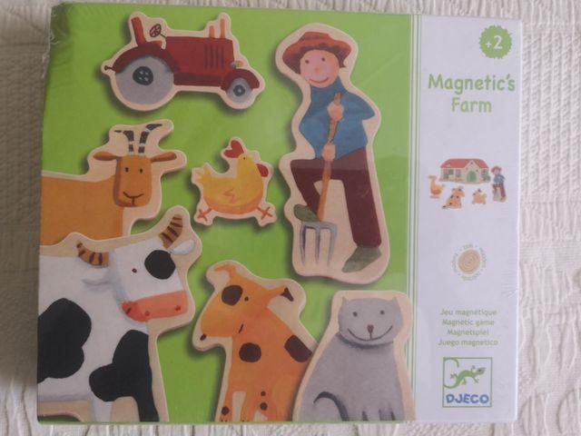 Granja Magnetica Djeco