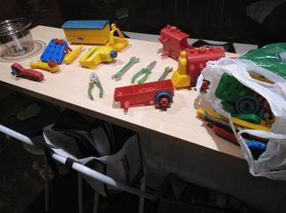 Juguetes infantiles bricolaje/construcción