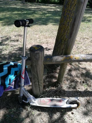 Patinete scooter decathlon