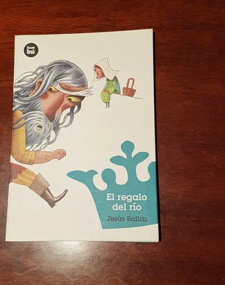 Libro: El regalo del río