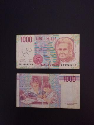 Billetes de Italia