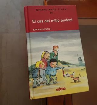 Llibre de lectura: El cas del mitjó pudent