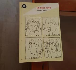 LLibre de lectura: La nena nova