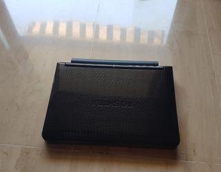 Portátil Notebook Toshiba