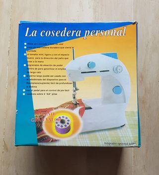 Máquina de coser La Cosedera