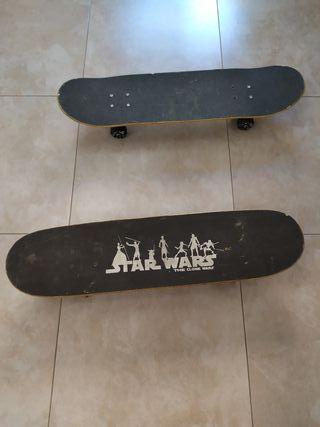 Monopatines y patinete