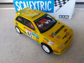 SCALEXTRIC SEAT IBIZA KIT CAR