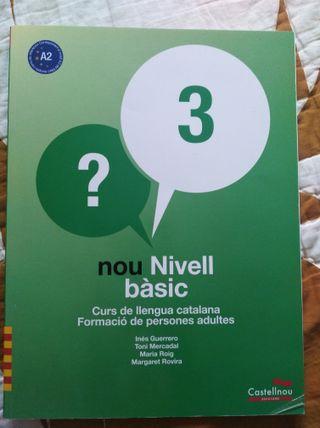 Nou nivell bàsic A2 Castellnou
