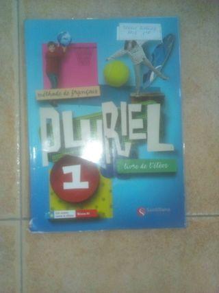 Pluriel 1 Francés Edit. Santillana