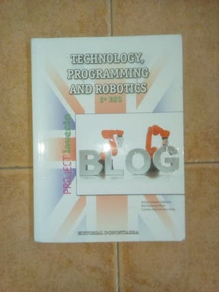 Tecnology Programing and Robotics 2 ESO