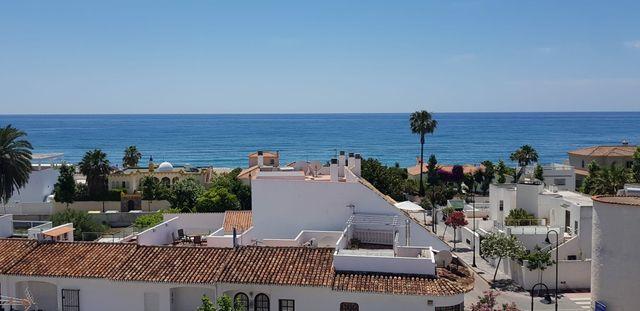 ático con vistas al mar (La Cala de Mijas, Málaga)