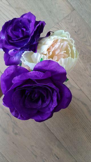 Flower pens - decoration