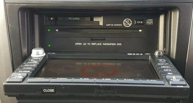 HONDA CRV 2006- 2012 SATNAV UNIT+ DVD