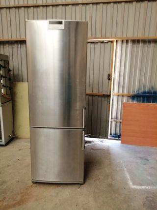 frigorífico Siemens inoxidable