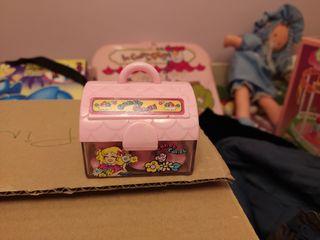 cofre sellos imprenta Candy Candy