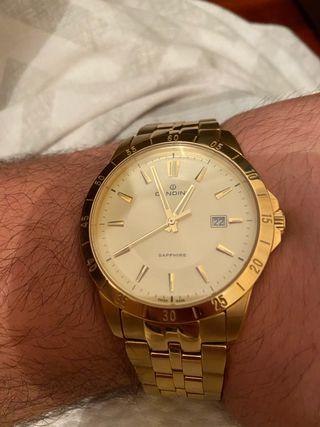 Reloj candino suizo