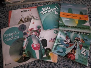 libros 4 y 5 primaria
