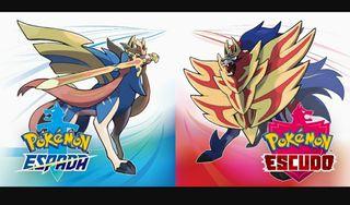 Cambio Pokémon escudo