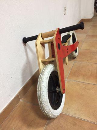 Bicicleta Wishbone