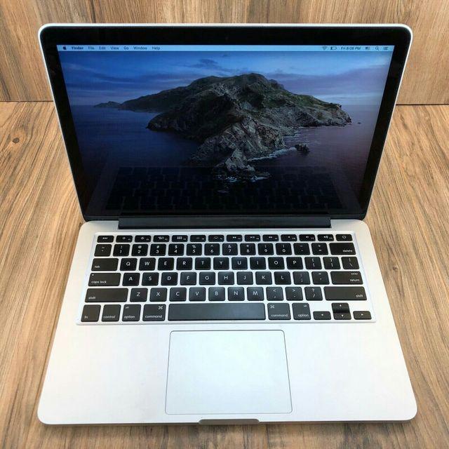 """Apple MacBook Pro 2015 13"""" Retina 512GB SSD 8GB R"""
