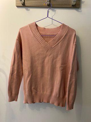 Pink Knitwear sweater