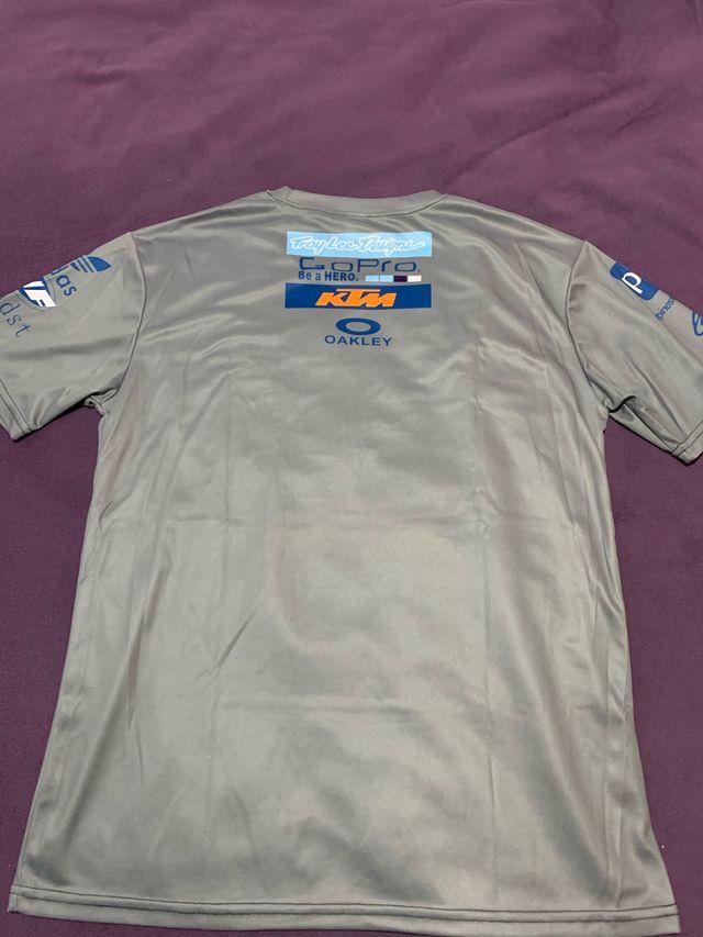 Camisetas mtb enduro nuevas(troy lee)