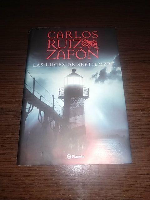 TRILOGIA DE LA NIEBLA. CARLOS RUIZ ZAFON.