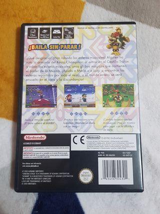 Dancing Stage Mario Mix GameCube