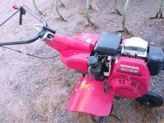 Motocultor, mulilla mecanica