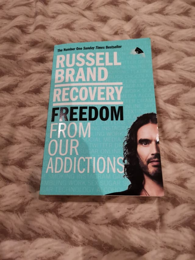 Russell Brand Recovery Freedom From Our Addictions