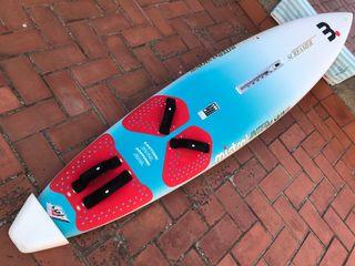 Tabla y vela windsurf MISTRAL SCREAMER nuevo