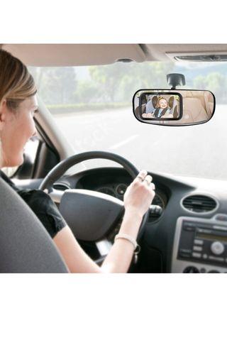 Espejo convexo para el coche