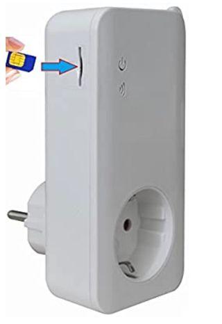 ENCHUFE DOMOTICO para control remoto T4-GSM