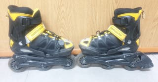 Patines rollerblade extensibles 29-34. 80mm.