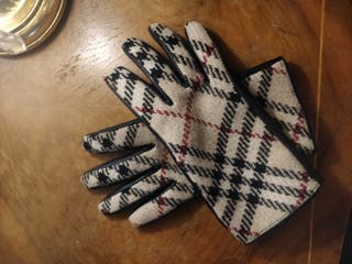 Guantes Burberry London