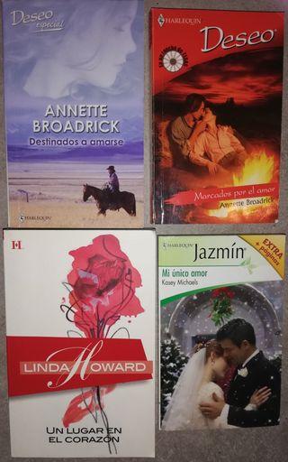 Novelas románticas a 2€