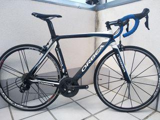 bicicleta Orbea Orca gold